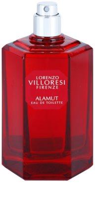 Lorenzo Villoresi Alamut eau de toilette teszter unisex