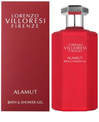 Lorenzo Villoresi Alamut tusfürdő unisex