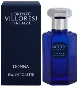 Lorenzo Villoresi Donna Eau de Toilette unissexo