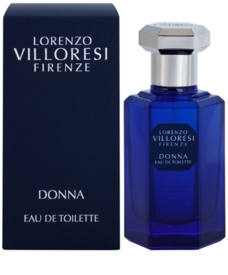 Lorenzo Villoresi Donna туалетна вода унісекс