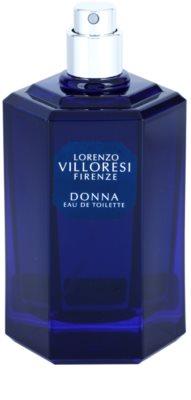 Lorenzo Villoresi Donna eau de toilette teszter unisex