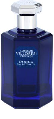 Lorenzo Villoresi Donna eau de toilette teszter unisex 1