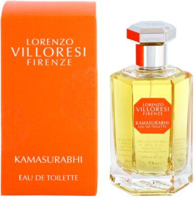 Lorenzo Villoresi Kamasurabhi Eau de Toilette unisex