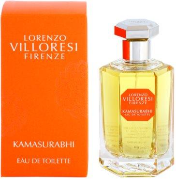 Lorenzo Villoresi Kamasurabhi woda toaletowa unisex