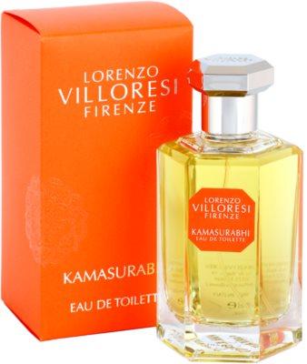 Lorenzo Villoresi Kamasurabhi Eau de Toilette unisex 1
