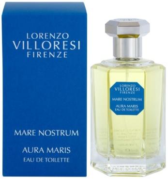 Lorenzo Villoresi Mare Nostrum Aura Maris Eau de Toilette unisex