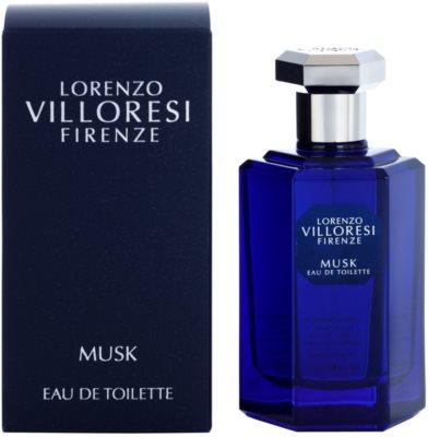 Lorenzo Villoresi Musk туалетна вода унісекс
