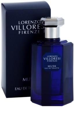 Lorenzo Villoresi Musk eau de toilette unisex 1