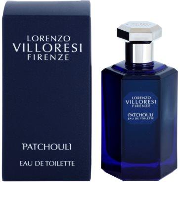 Lorenzo Villoresi Patchouli woda toaletowa unisex