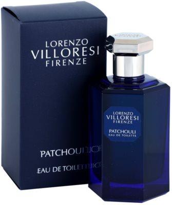 Lorenzo Villoresi Patchouli Eau de Toilette unissexo 1
