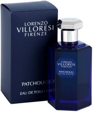 Lorenzo Villoresi Patchouli тоалетна вода унисекс 1