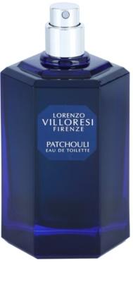 Lorenzo Villoresi Patchouli toaletní voda tester unisex