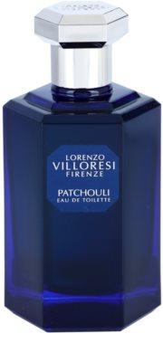 Lorenzo Villoresi Patchouli туалетна вода тестер унісекс 1
