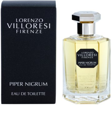 Lorenzo Villoresi Piper Nigrum Eau de Toilette unissexo