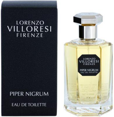 Lorenzo Villoresi Piper Nigrum toaletna voda uniseks
