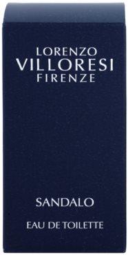 Lorenzo Villoresi Sandalo Eau de Toilette unissexo 4