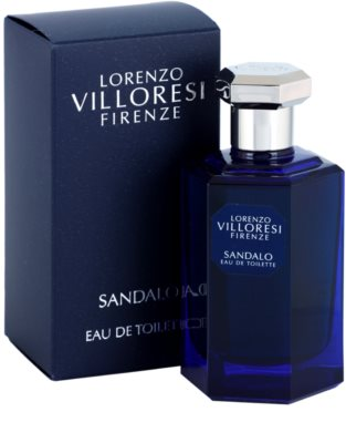 Lorenzo Villoresi Sandalo Eau de Toilette unissexo 1