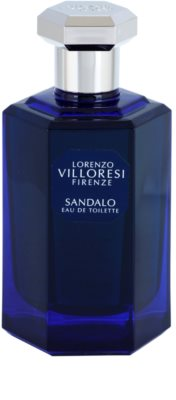 Lorenzo Villoresi Sandalo eau de toilette unisex 2