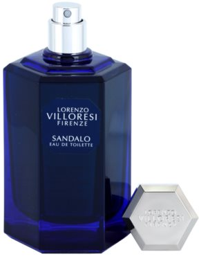 Lorenzo Villoresi Sandalo Eau de Toilette unisex 3