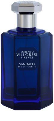 Lorenzo Villoresi Sandalo toaletní voda tester unisex 1