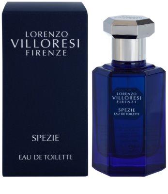 Lorenzo Villoresi Spezie Eau de Toilette unissexo