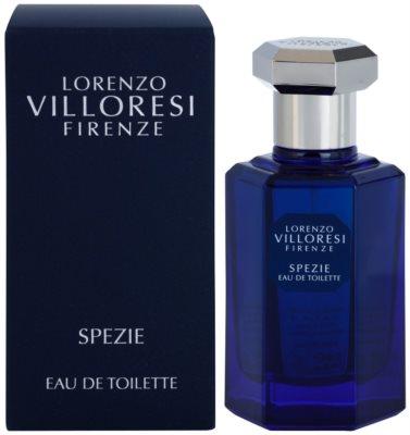 Lorenzo Villoresi Spezie toaletná voda unisex