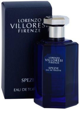 Lorenzo Villoresi Spezie toaletna voda uniseks 1