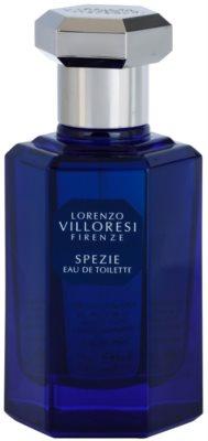 Lorenzo Villoresi Spezie toaletná voda unisex 2