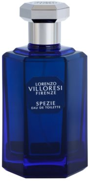Lorenzo Villoresi Spezie toaletní voda tester unisex 1