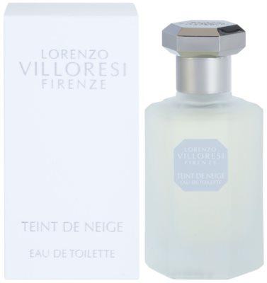 Lorenzo Villoresi Teint de Neige toaletní voda unisex