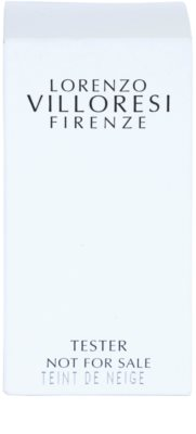 Lorenzo Villoresi Teint de Neige eau de toilette teszter unisex 2