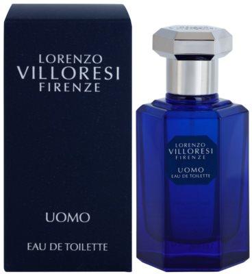 Lorenzo Villoresi Uomo toaletna voda uniseks