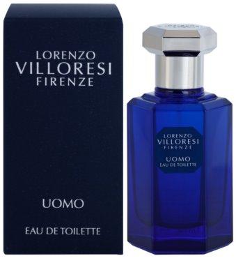 Lorenzo Villoresi Uomo туалетна вода унісекс