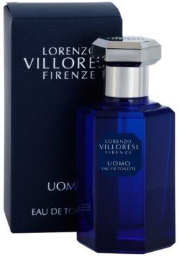 Lorenzo Villoresi Uomo toaletna voda uniseks 1