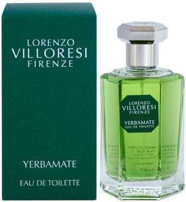 Lorenzo Villoresi Yerbamate Eau de Toilette unissexo