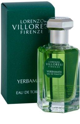 Lorenzo Villoresi Yerbamate toaletní voda unisex 1