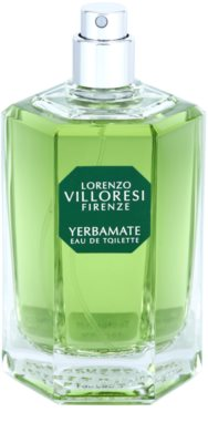 Lorenzo Villoresi Yerbamate eau de toilette teszter unisex