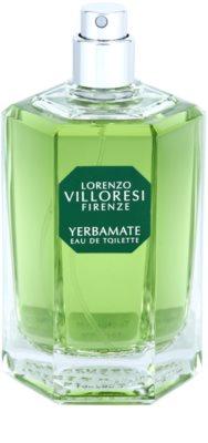 Lorenzo Villoresi Yerbamate toaletní voda tester unisex