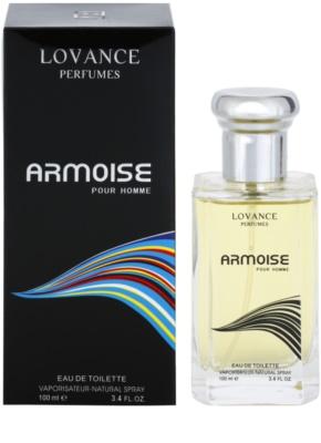Lovance Armoise Pour Homme toaletna voda za moške