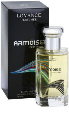 Lovance Armoise Pour Homme Eau de Toilette para homens 1