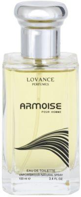 Lovance Armoise Pour Homme Eau de Toilette para homens 2