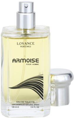 Lovance Armoise Pour Homme Eau de Toilette para homens 3