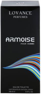 Lovance Armoise Pour Homme Eau de Toilette para homens 4
