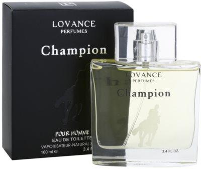 Lovance Champion Pour Homme toaletní voda pro muže 1