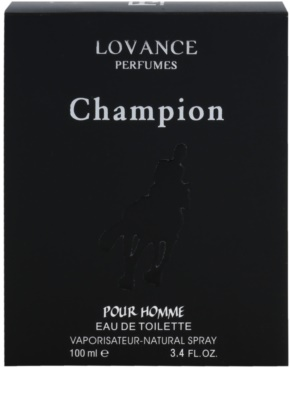 Lovance Champion Pour Homme eau de toilette para hombre 4