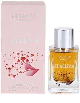 Lovance Charisma eau de parfum para mujer