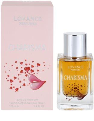 Lovance Charisma Eau de Parfum para mulheres