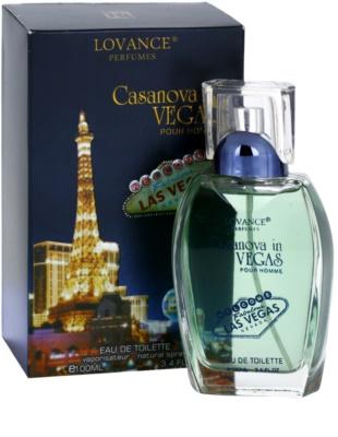 Lovance Casanova in Vegas Eau de Toilette pentru barbati 1