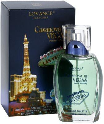 Lovance Casanova in Vegas eau de toilette para hombre 1