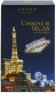 Lovance Casanova in Vegas Eau de Toilette pentru barbati 4